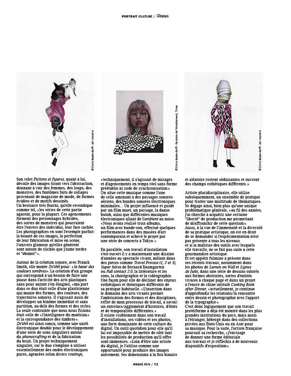 Article de presse #2